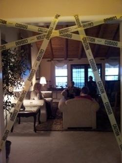 Book Club Crime Scene250